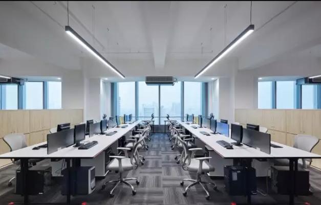 智能化公司写字楼装修方案未来写字楼的趋势