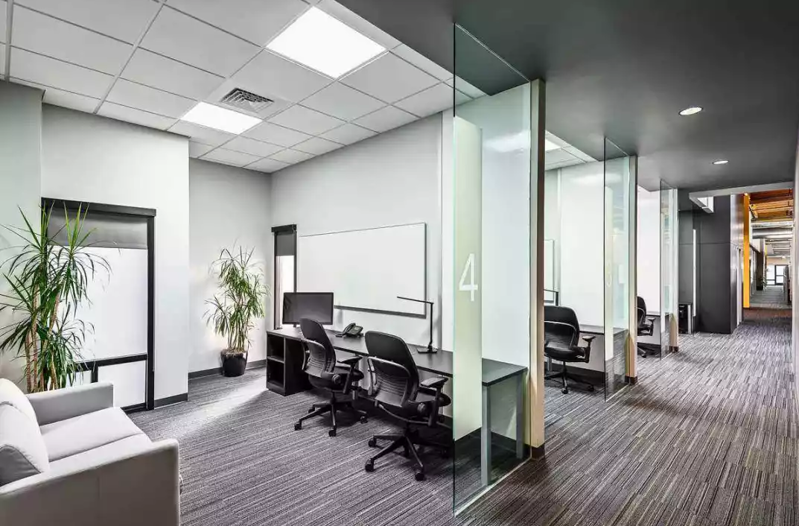 办公室装修设计图怎么做