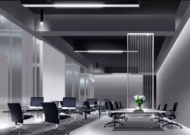办公楼装修工程设计效果图