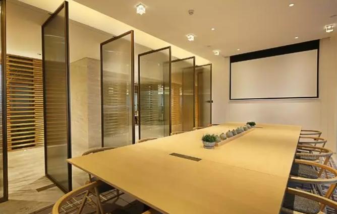 最新办公室设计装修效果图