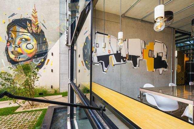 创意时尚办公室图片