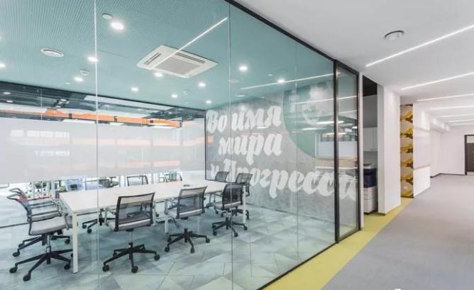 1000平方米办公室装修图片