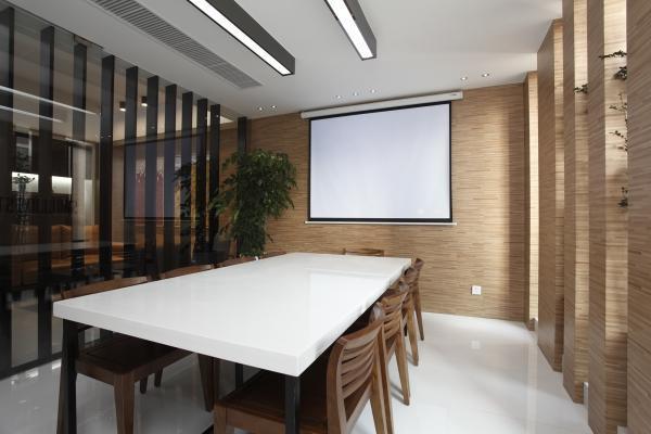 国际化办公室装修效果图