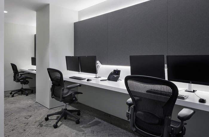 装修办公室效果图