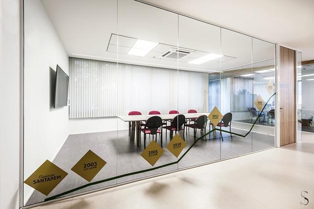 电商公司办公室装修效果图