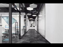 800平方办公室装修费用多少钱?装修费用公式计算