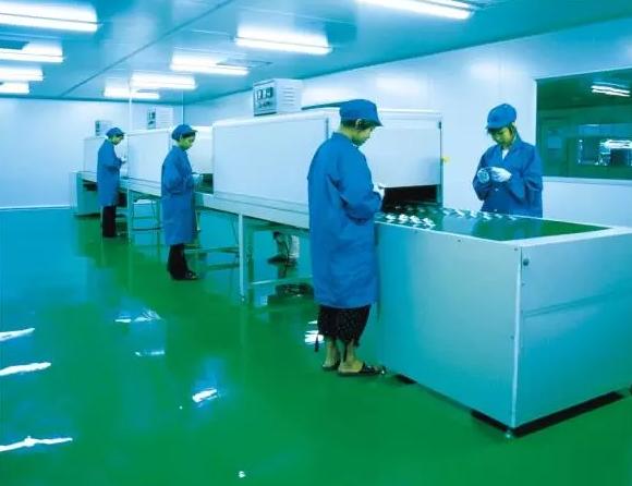 食品厂房装修设计效果图