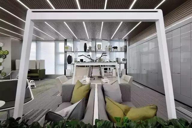 500强公司办公室图